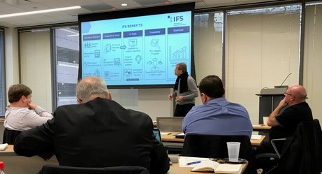 IFS FOCUS DAY FOR LOGISTICS AND PACKAGING IN THE USA