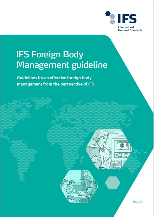 IFS Foreign Body Management Guideline [printed]